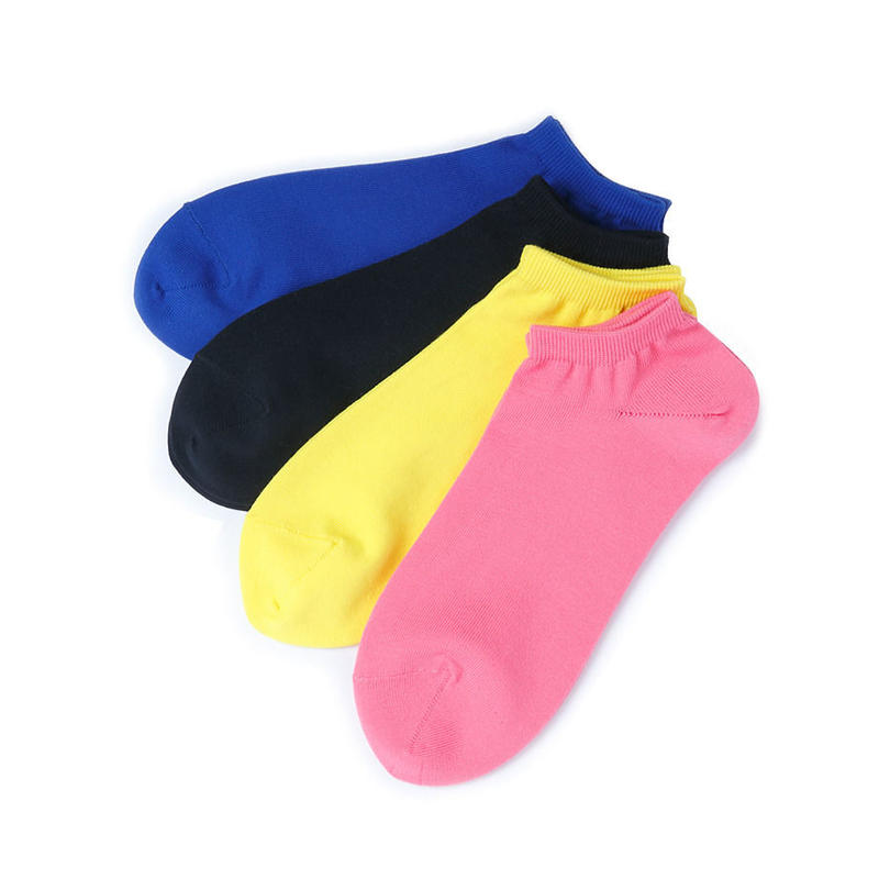 Shoes in Socks