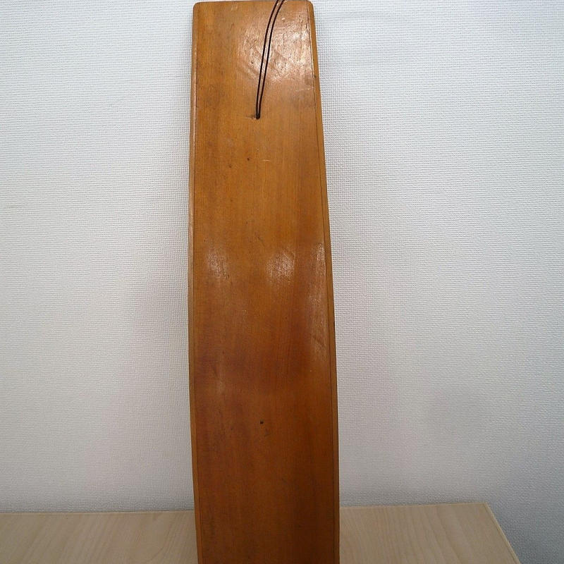 木製潜航板