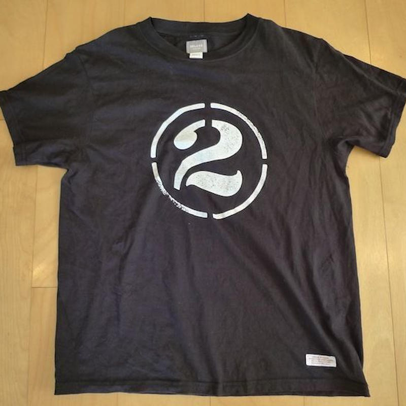 DELUXE x NITELIST ACID CITY 2 Limited Tee Shirts BLACK 再入荷!!