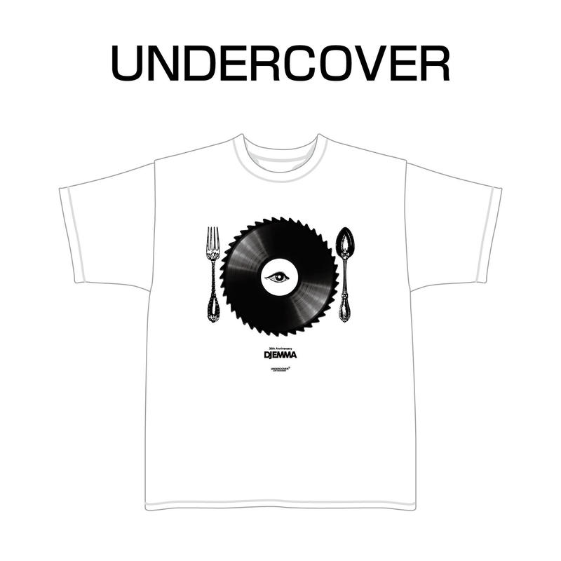 EMMA 30th Anniversary Tee(UNDERCOVER)