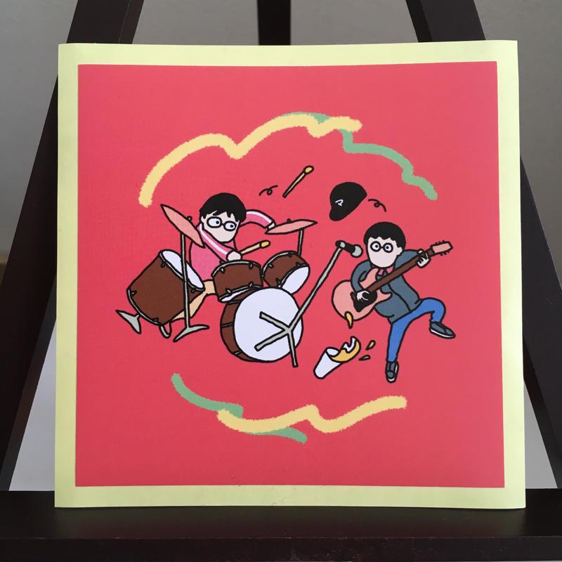 大谷能生とマーライオンの崖から落ちてみる ライブ盤