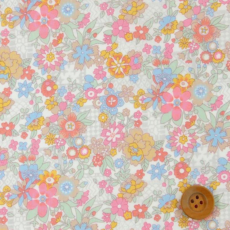 Floral Waltz - Light Pink