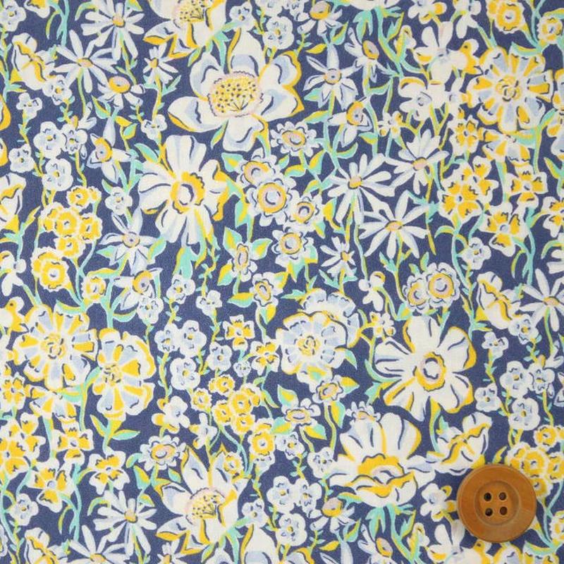 White Garden - Yellow