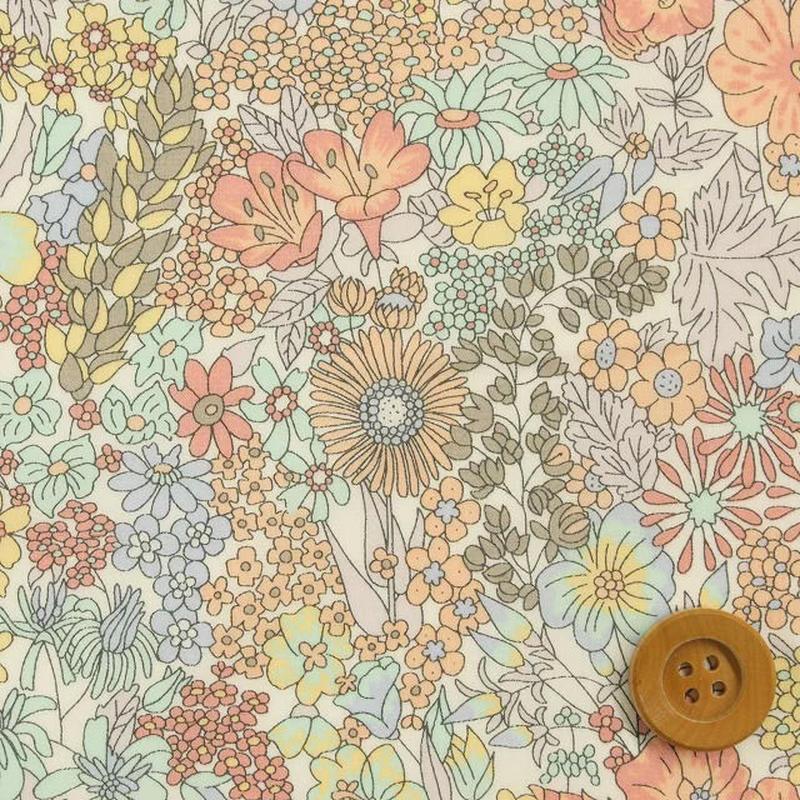 Margaret Annie  - Milky Orange