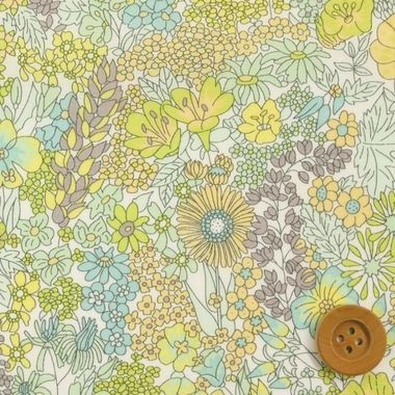 Margaret Annie - Milky Yellow Green