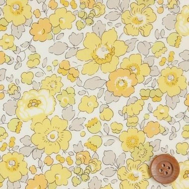 Betsy - Yellow ( One Tone Gradation)