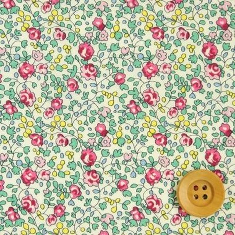 Eloise - Pink and Green