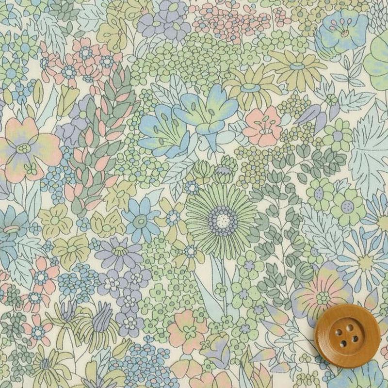Margaret Annie - Milky Blue