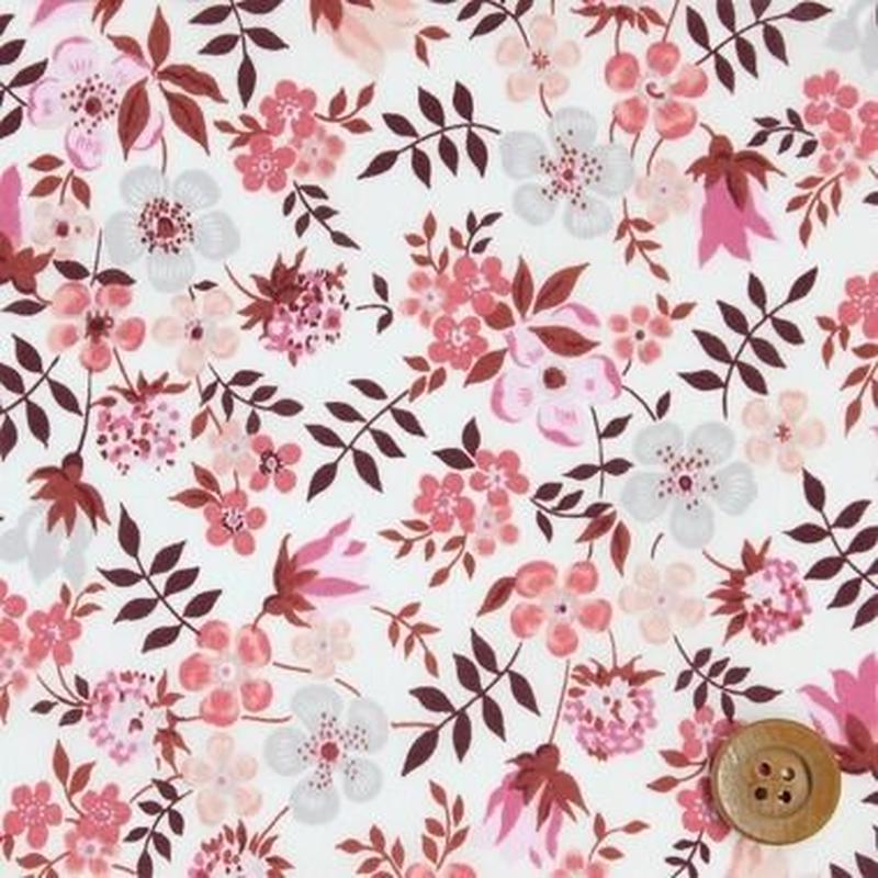 Edenham - Pink (One Tone Gradation)
