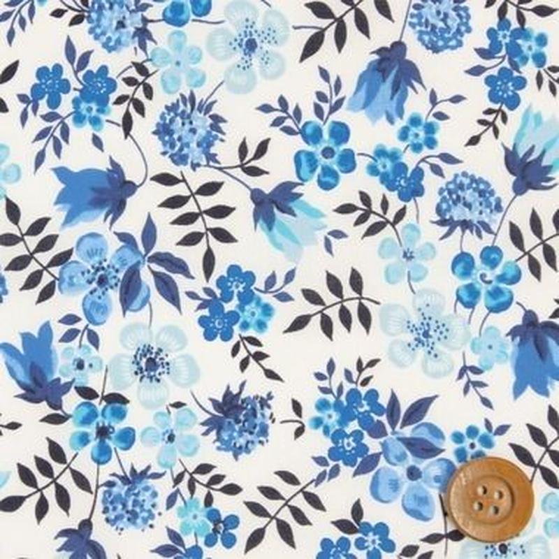 Edenham - Blue (One Tone Gradation)