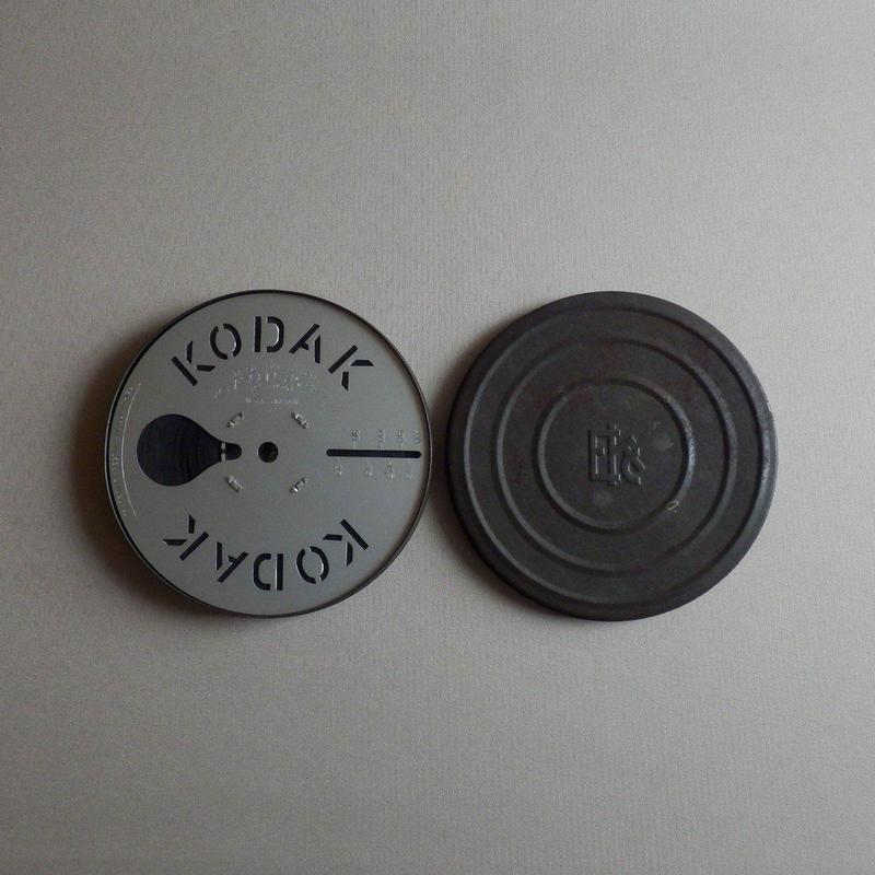NA163 KODASCOPE 8mmフィルム リール&ケース