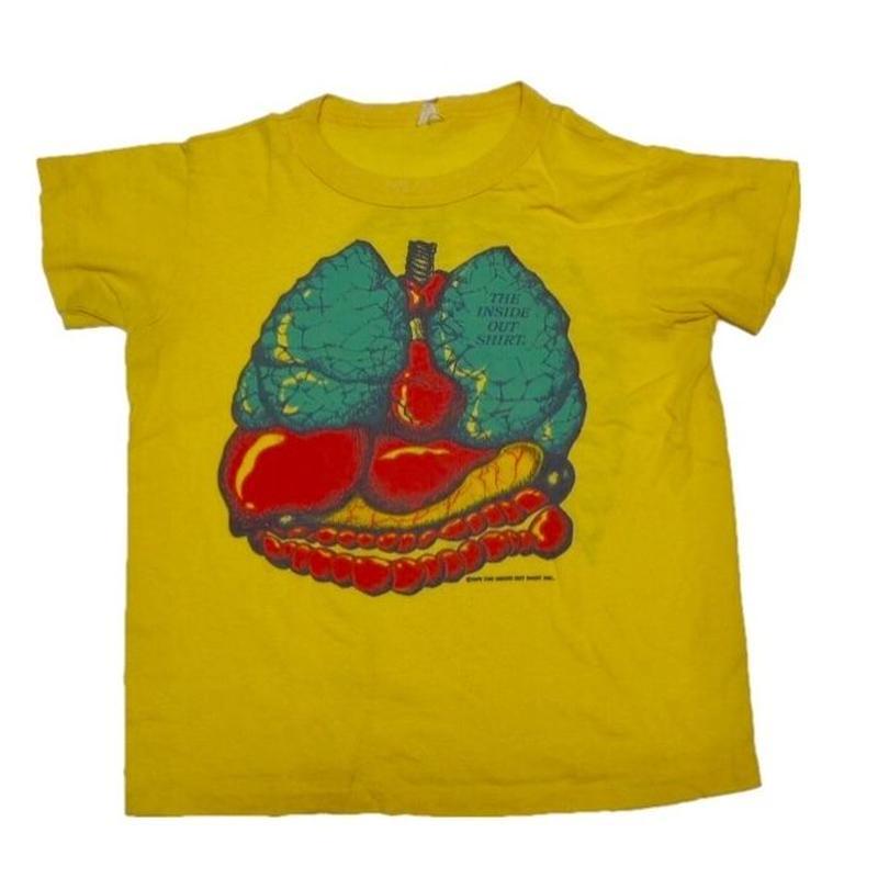 1979's 臓器 T-shirts  実寸(M)