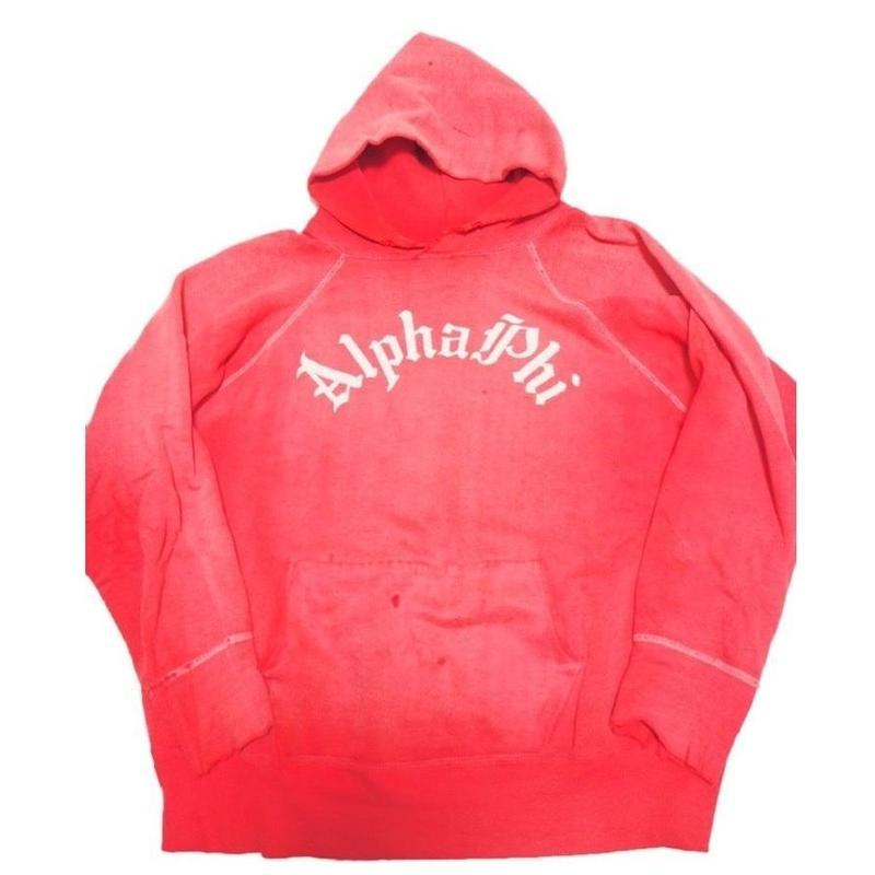 1960's 〜70's vintage sweat hoodie  実寸(M 〜L )