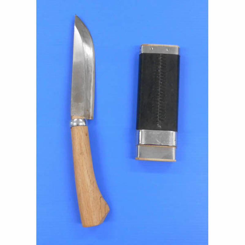 狩猟用ナタ(小) 神野打刃物製作所製