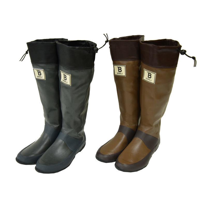 [日本野鳥の会]バードウォッチング長靴 nbt182003