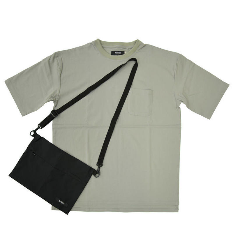 [NOBiTER/ノーバイター]ノーストレスTシャツ&サコッシュ  nbt182036