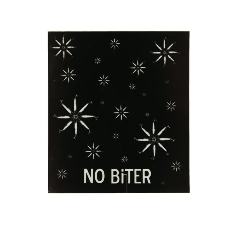 [NOBiTER/ノーバイター]スノーミノーステッカー(70ミリ×80ミリ)  nbt182002