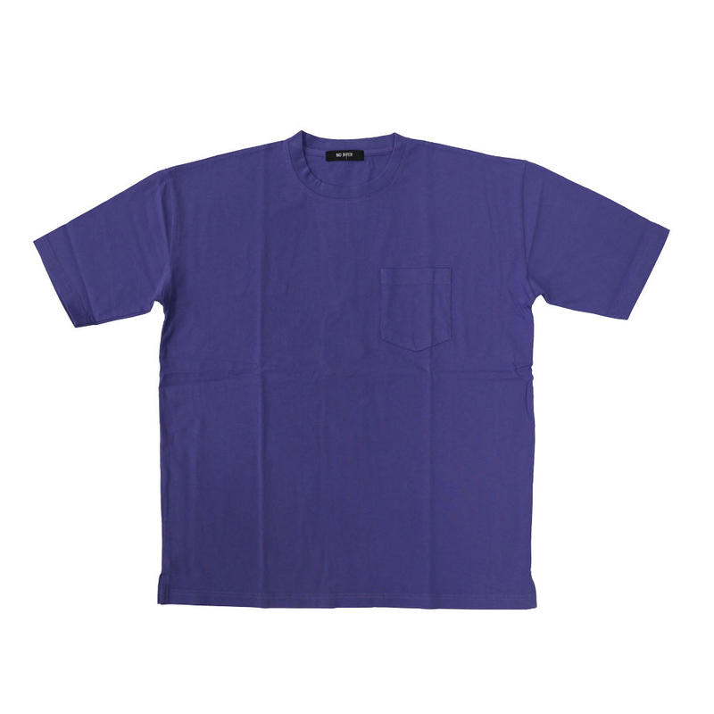 [NOBiTER/ノーバイター]ヘビーウエイトビックシルエットポケットTシャツ  nbt192004