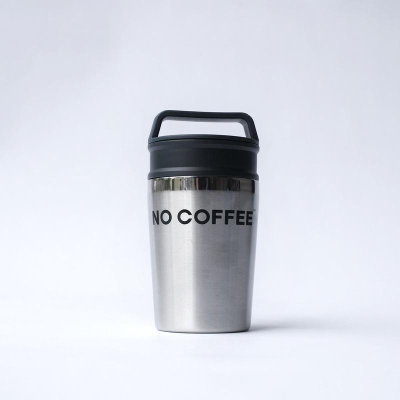 NO COFFEE × STANLEY 真空マグ 0.23ℓ SILVER