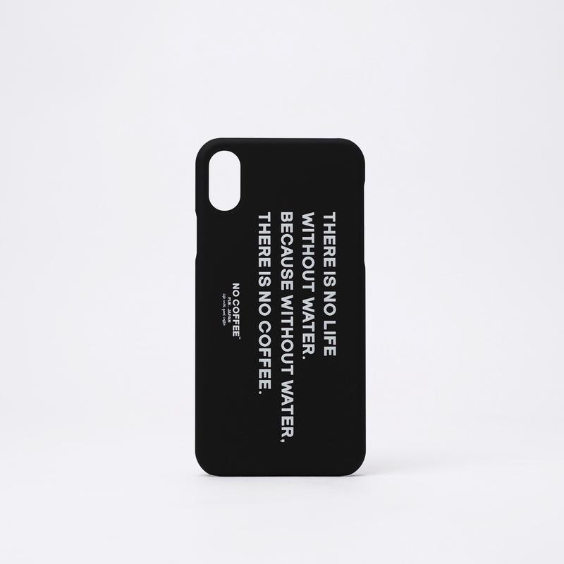 NO WATER iPhoneX&XS兼用ケース
