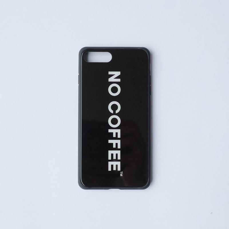 NO COFFEE iPhone 7Plus&8Plus 兼用ケース ver.2