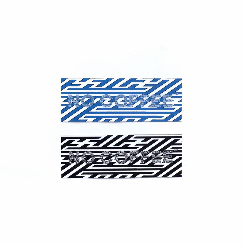NO COFFEE × SEVESKIG ステッカー2枚セット