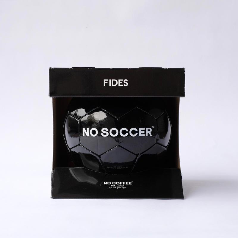 NO SOCCER サッカーボール