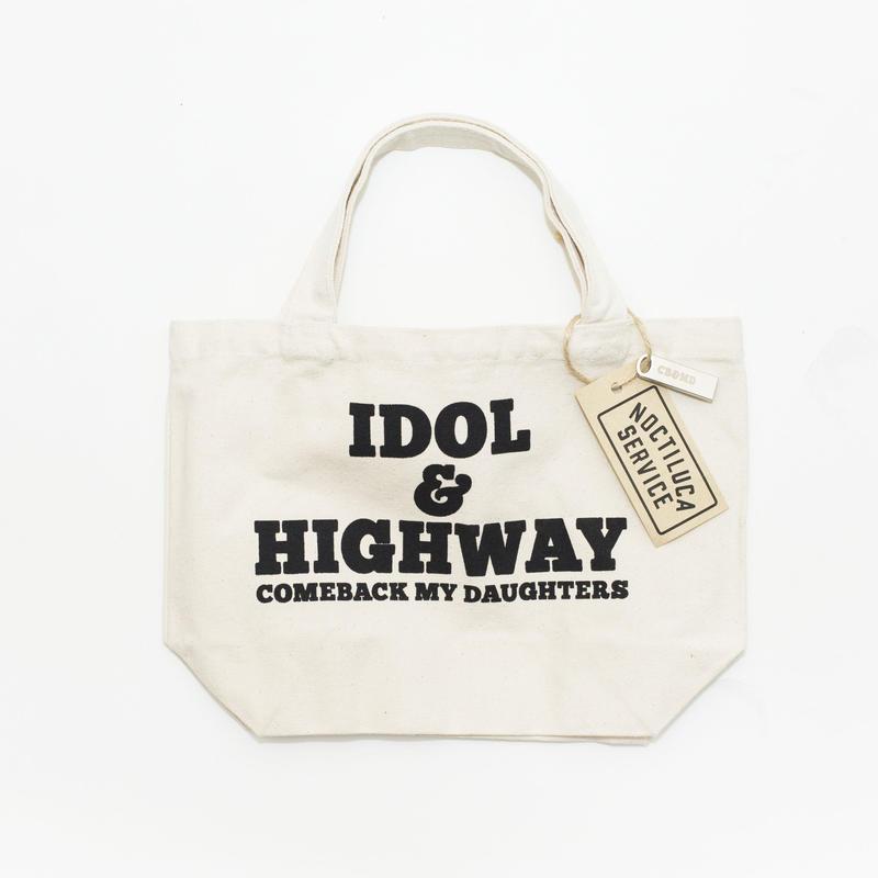 "Comeback My Daughters ""IDOL&HIGHWAY""USB + TOTE BAG"