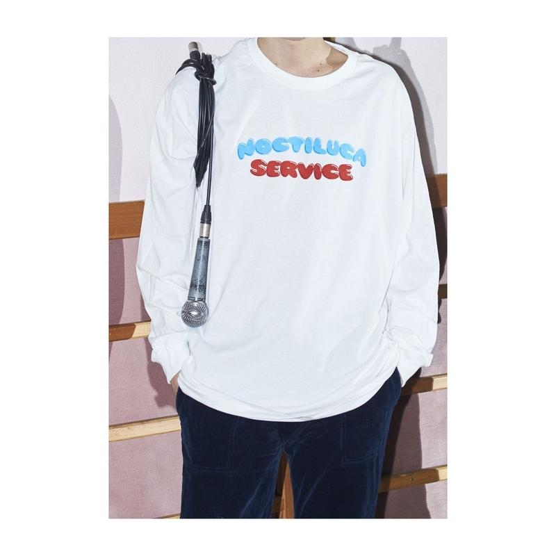"Noctiluca Service""pretty""Long Sleeve"