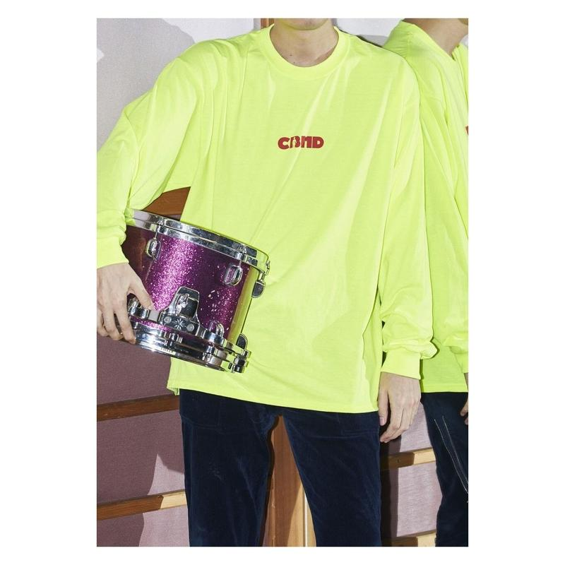 "Comeback My Daughters""Girl""yellow Long  Sleeve T"
