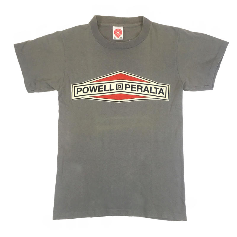 90's POWELL PERALTA  PRINT TEE