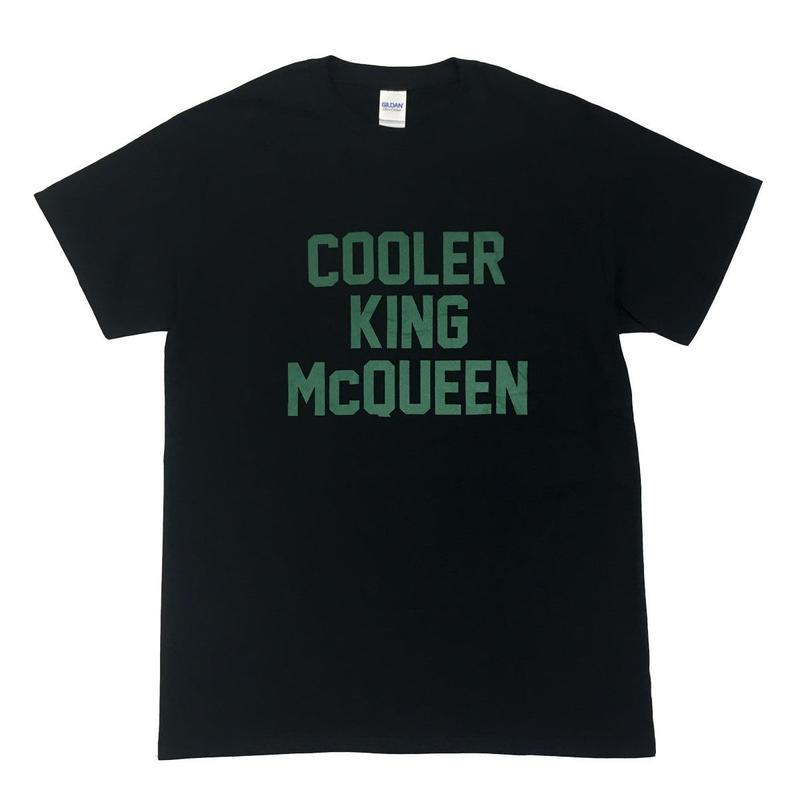 """COOLER KING McQUEEN TEE """"GREEN"""""""