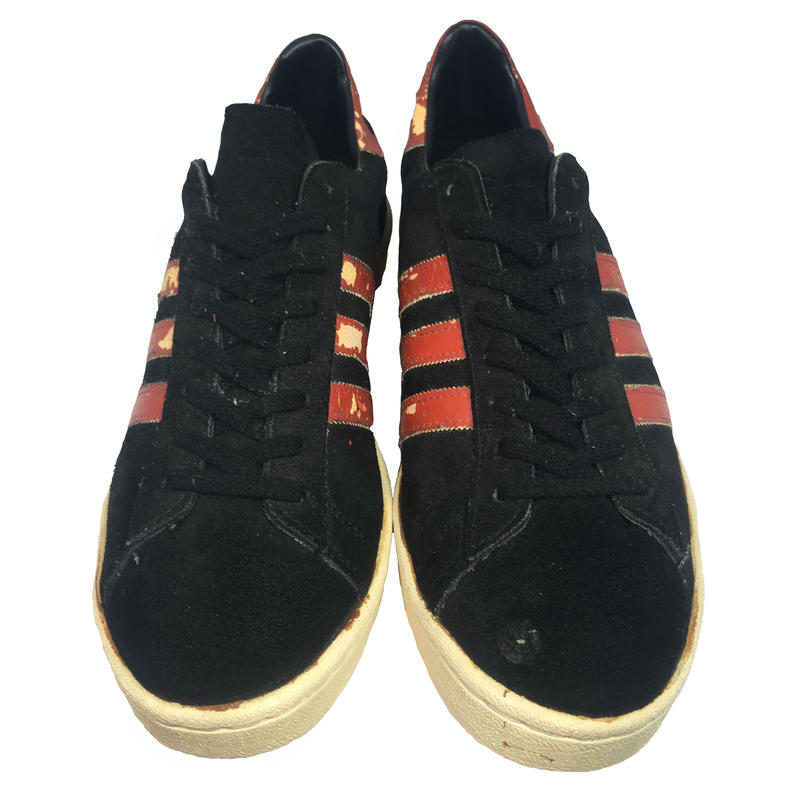 adidas 80's CAMPUS  BLACK/RED Made in Korea