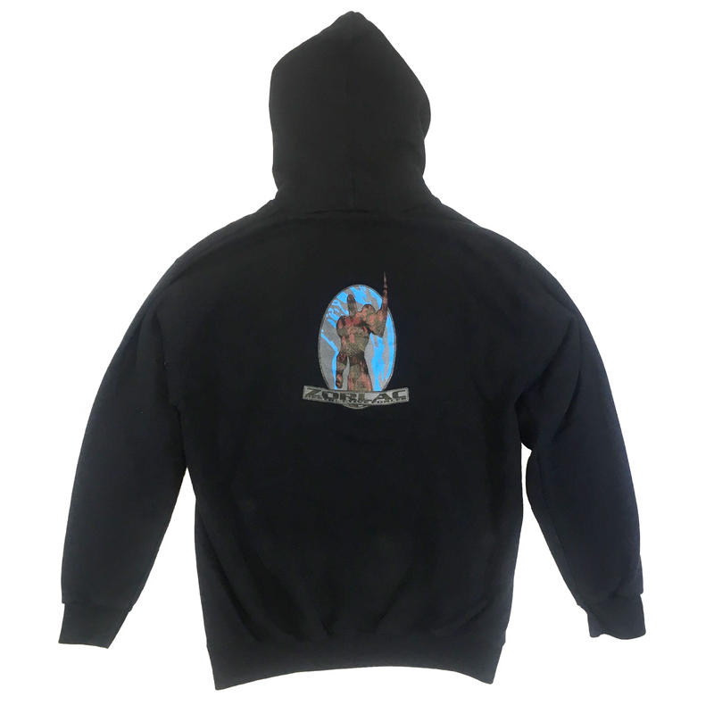 ZORLAC 90's PULLOVER HOODIE