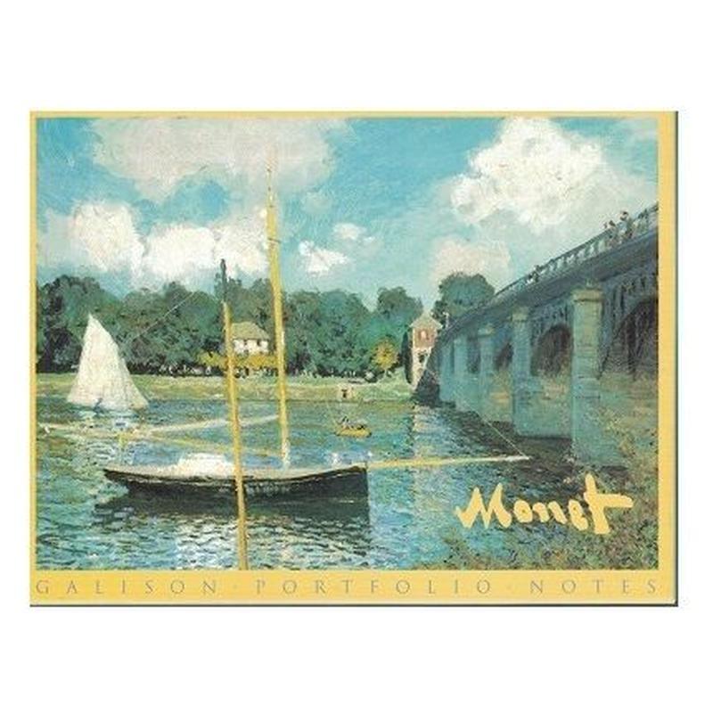 PORTFOLIO NOTES: Monet