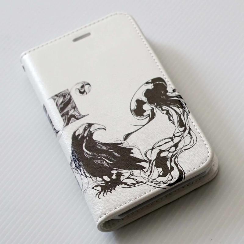 NoirBGスマートフォンケース/iPhone
