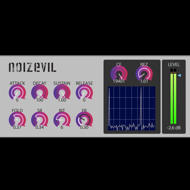 Logistic Star for Ableton Live (.amxd file)