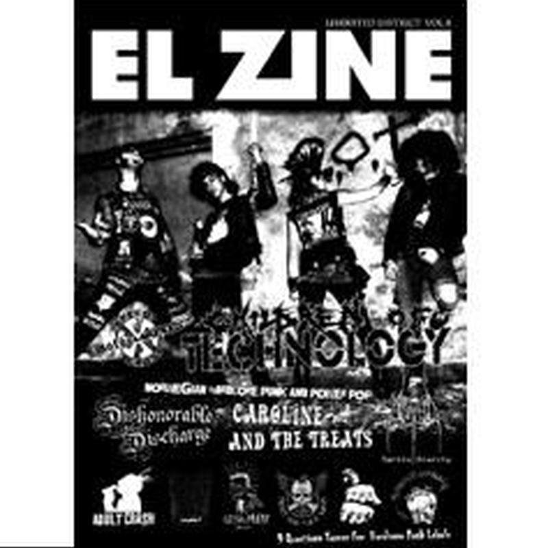 EL ZINE vol.8