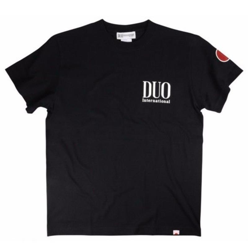 DUO ロゴTシャツ / ブラック