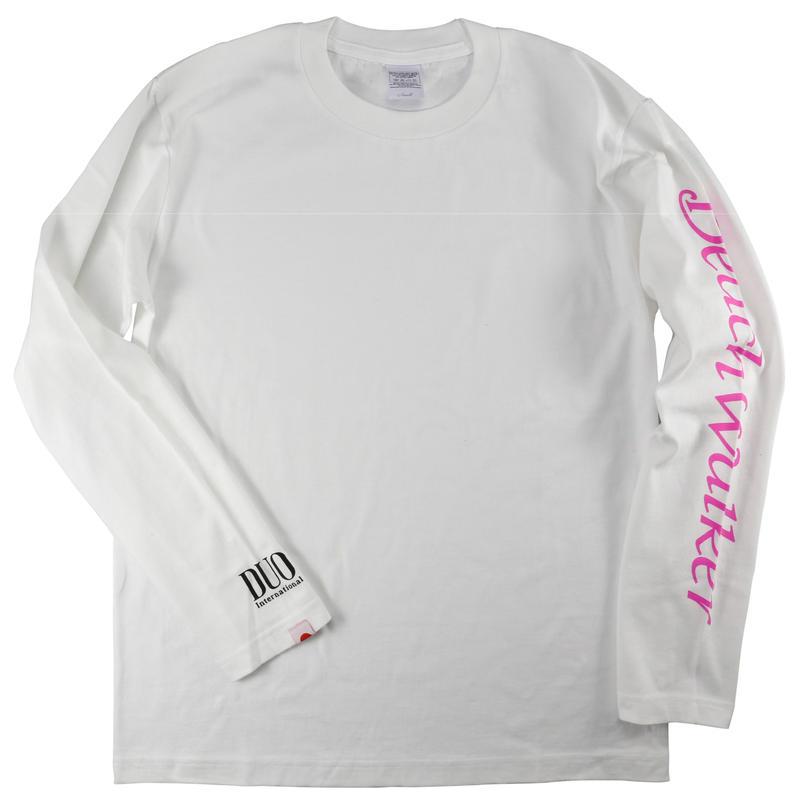BeachWalker ロングTシャツ ホワイト