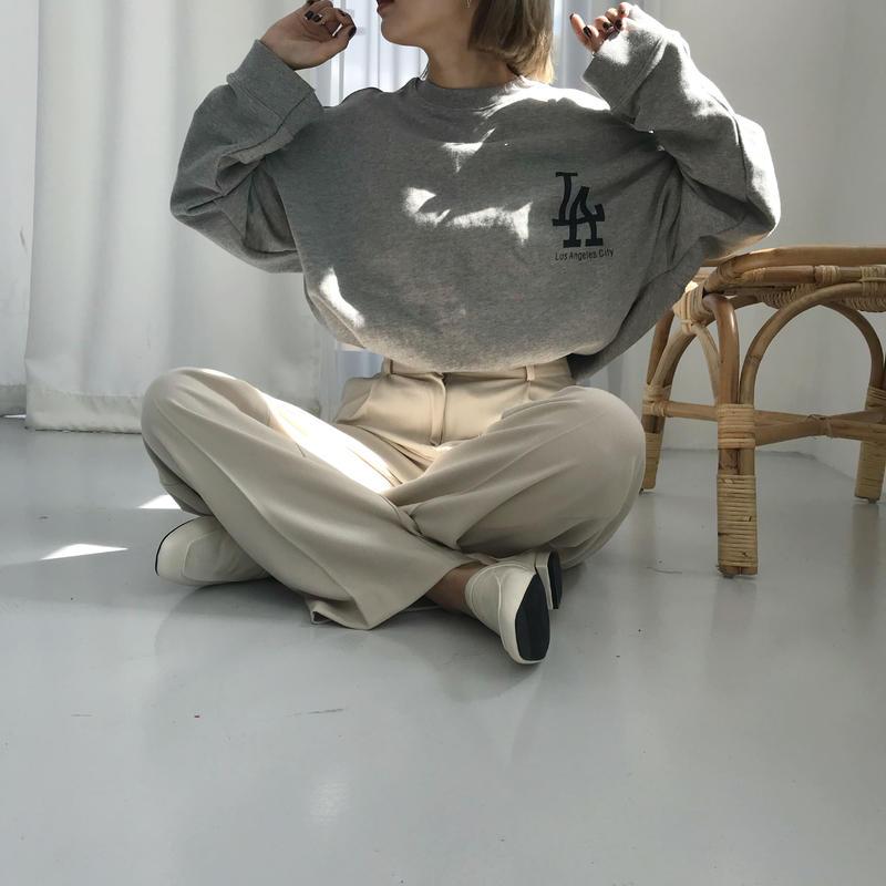 ✳︎予約販売✳︎LAトレーナー /2colors