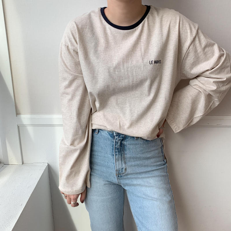 ✳︎予約販売✳︎LE MANS T-shirt/3colors