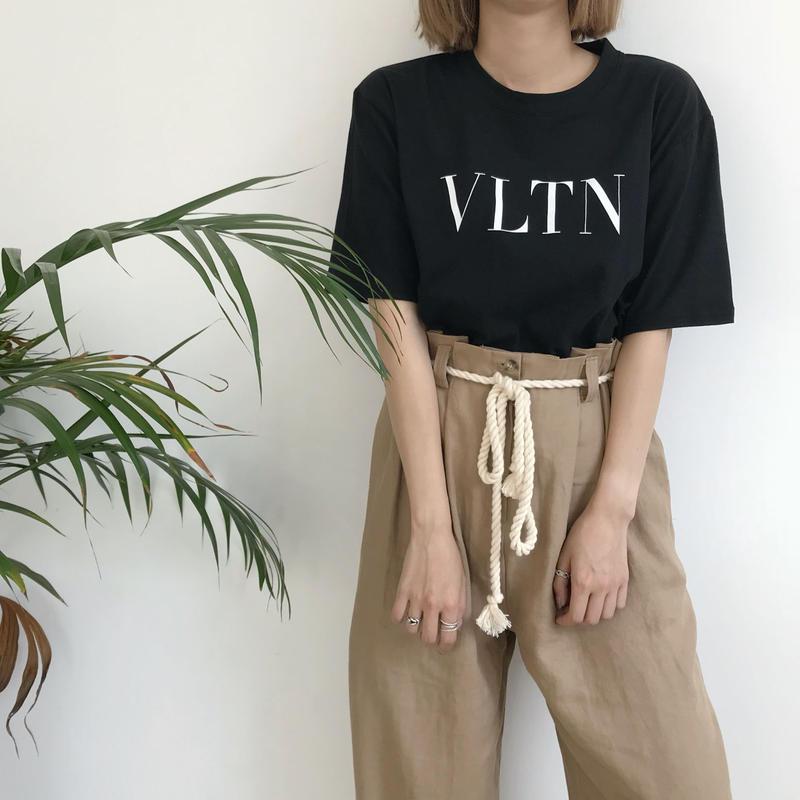 """*予約販売*""""VLTN""""T-shirt"""