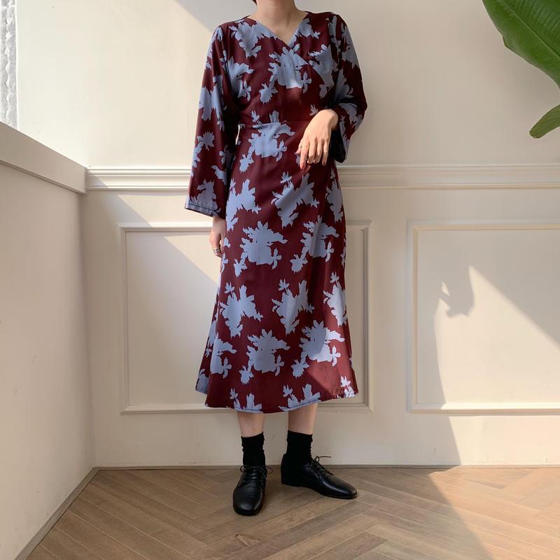 ✳︎予約販売✳︎unique pattern ops/2colors
