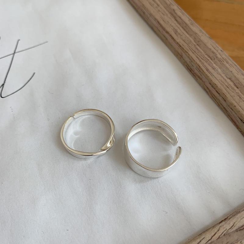 *予約販売*silver925 2set ring
