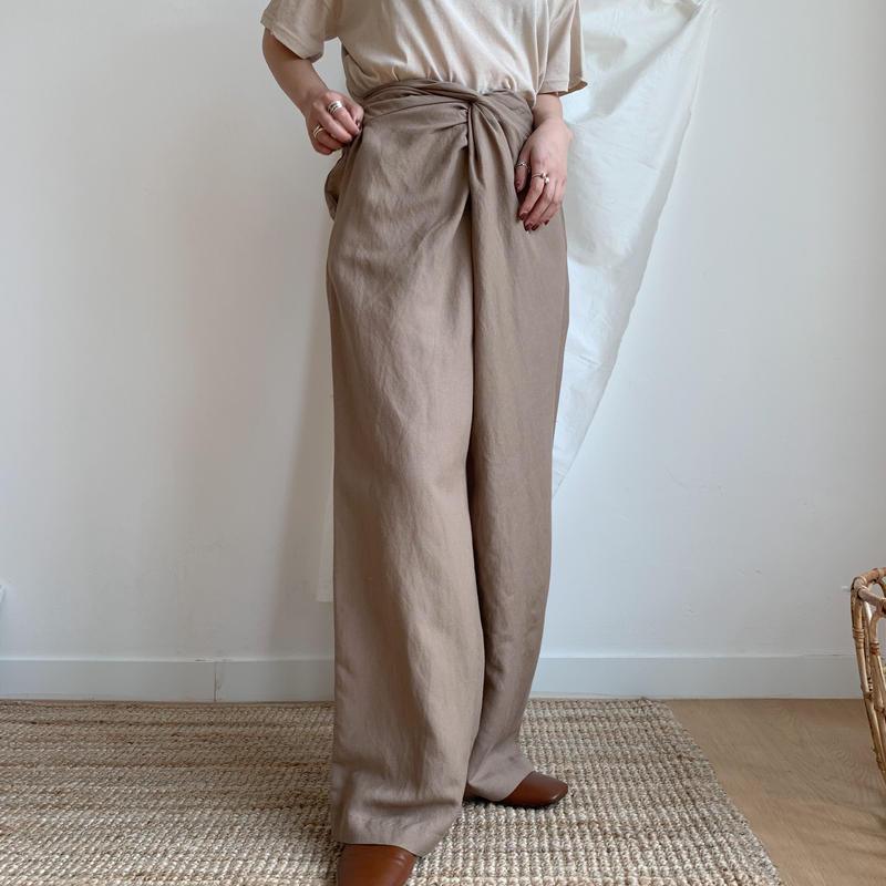 ✳︎予約販売✳︎west mark linen PT/2colors