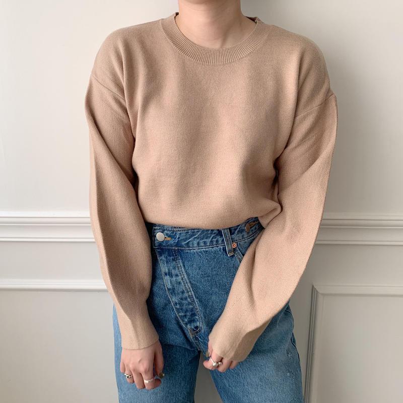 ✳︎予約販売✳︎puff knit