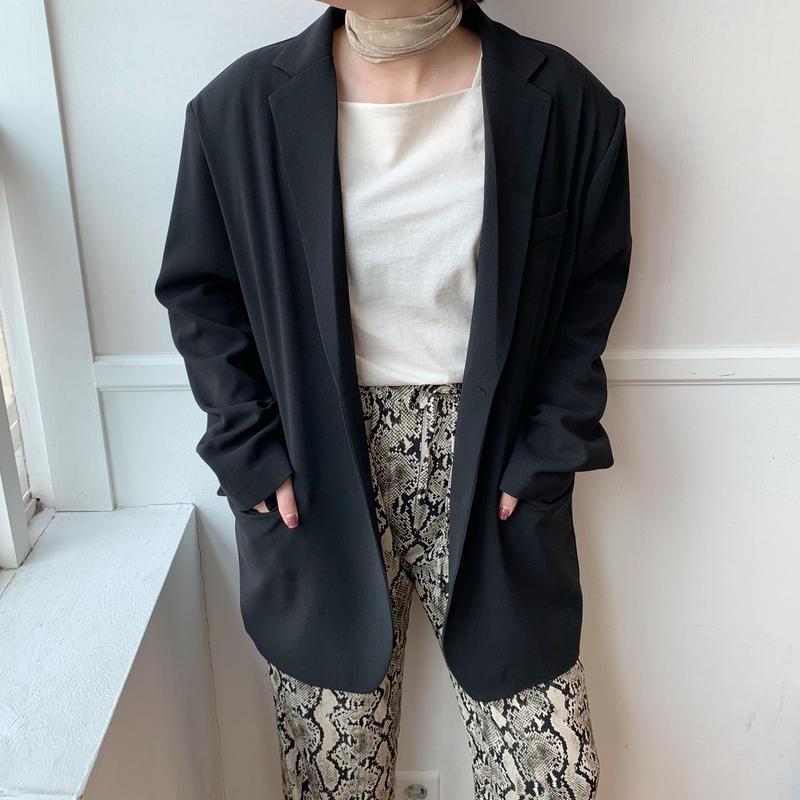 *予約販売*over tailored JK/2colors
