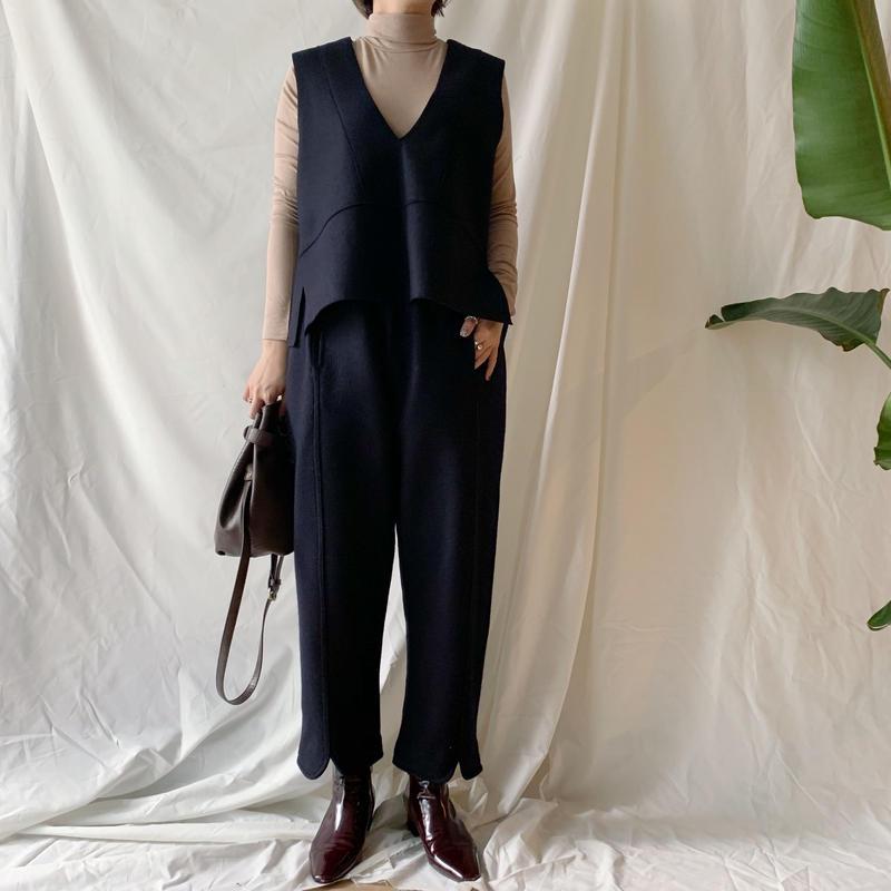 *予約販売* vest set up/2colors