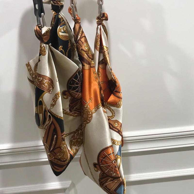 scarf bag/2colors